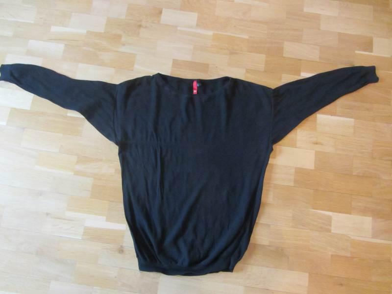 Jacke aus pullover nahen
