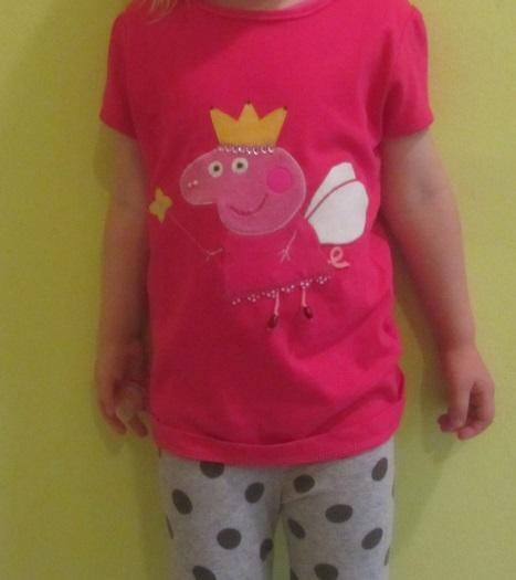 Kindergeburtstag mit Peppa Wutz / Peppa Pig – Tshirt – knuffeliges.de
