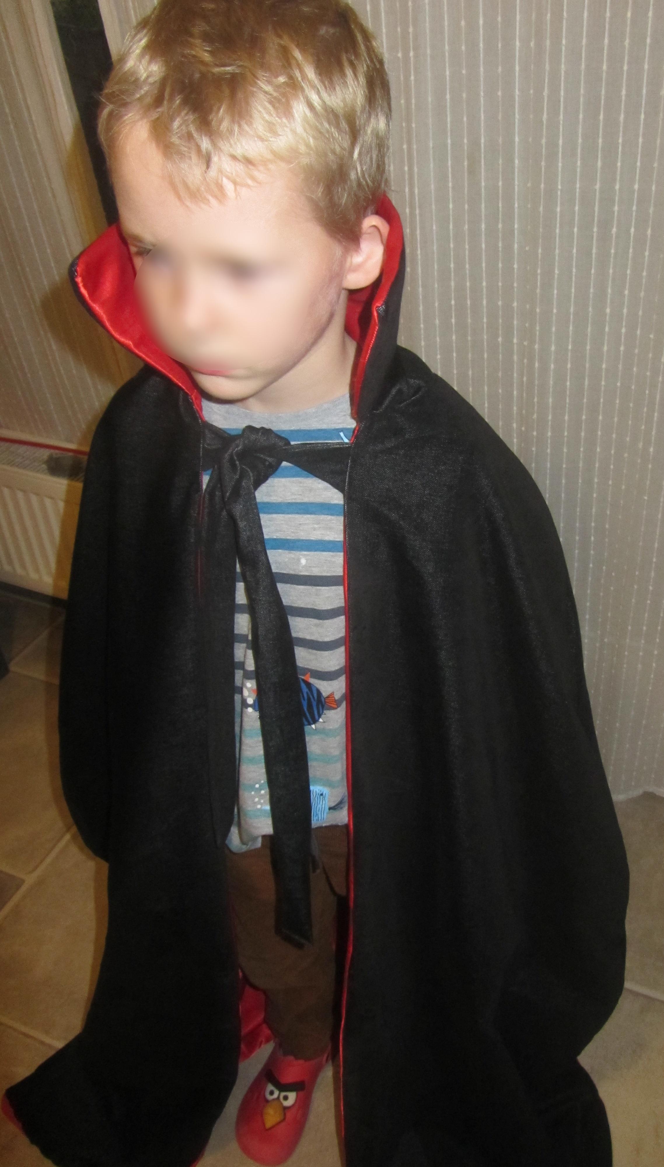 Draculaumhang für Kinder – knuffeliges.de